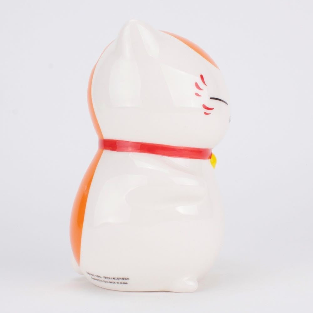 Closed Eyes - Nyanko Sensei Piggy Bank - Natsume Book of Friends