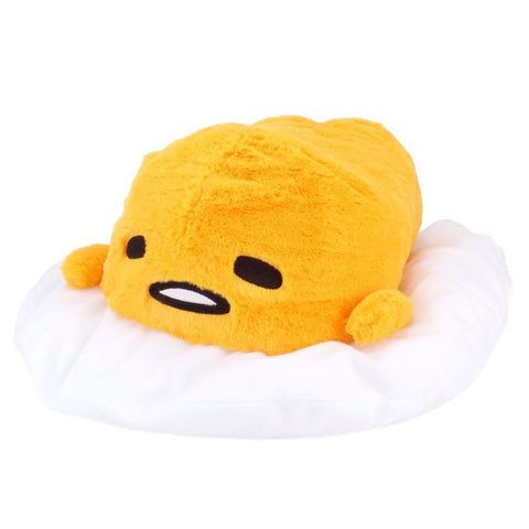 "Gudetama Large Lazy Egg - 20"" Plush"