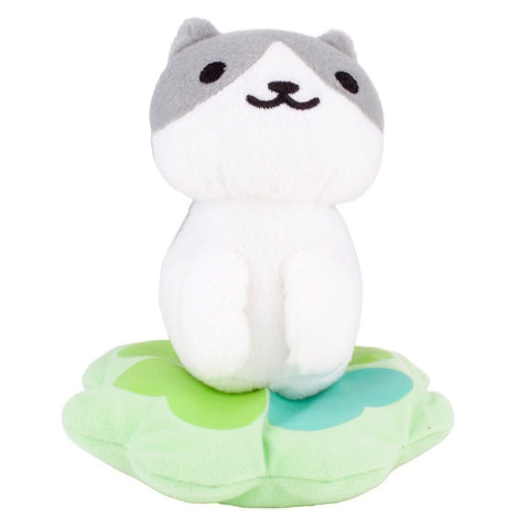 Neko Atsume Ball Chain Plush - Haihachi-san