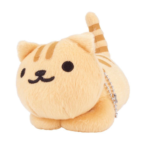 Neko Atsume Ball Chain Plush - Fred