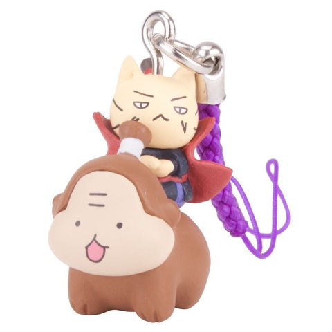 Neko Neko Nihonshi Strap Gachapon - Random Assortment