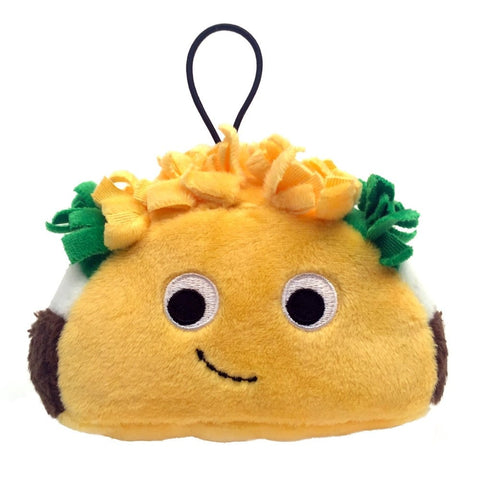 Flaco Taco - 4-inch Yummy World Plush