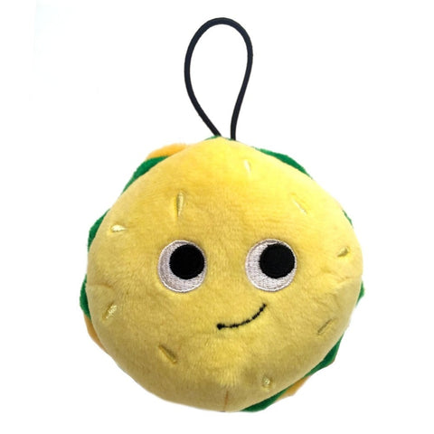 Bunford Burger - 4-inch Yummy World Plush
