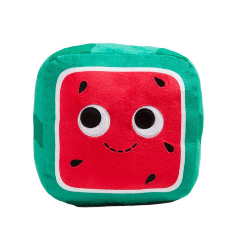 Kenji Watermelon - 9-inch Yummy World Plush