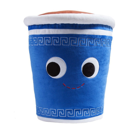 "George Greek Coffee - 16"" Yummy World Plush"