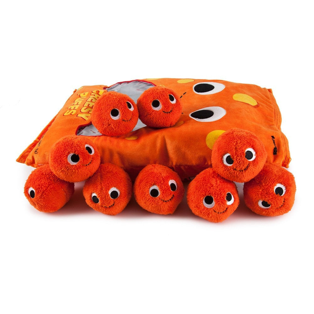 Cheesy Puffs - XL Yummy World Plush