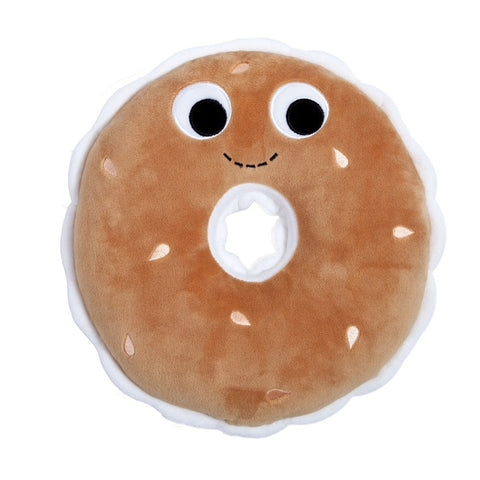 Bobby Bagel - 10-inch Yummy World Plush