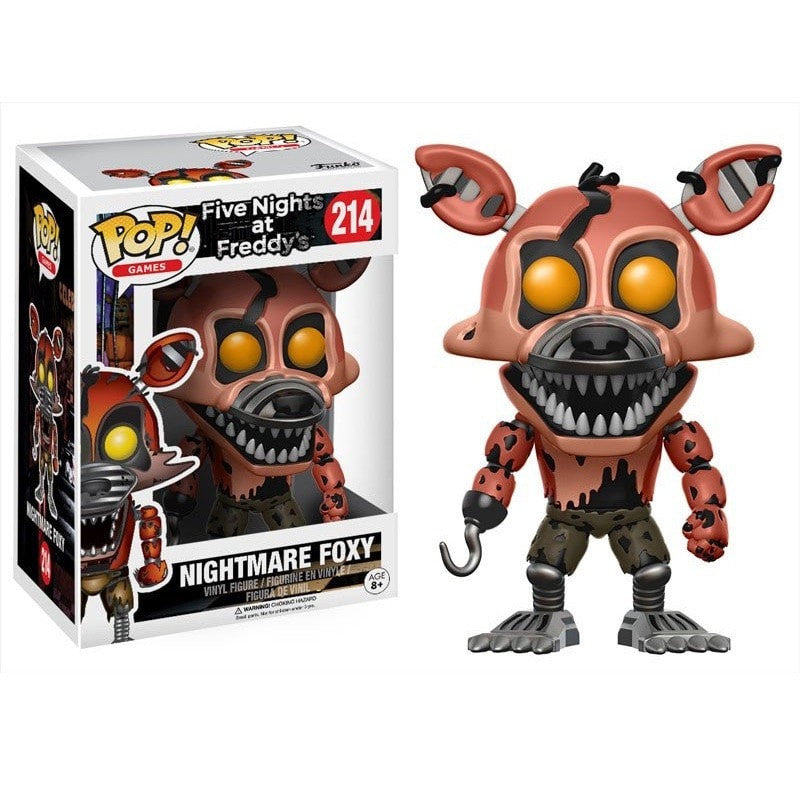 Nightmare Foxy - Five Nights at Freddy's - POP! Games