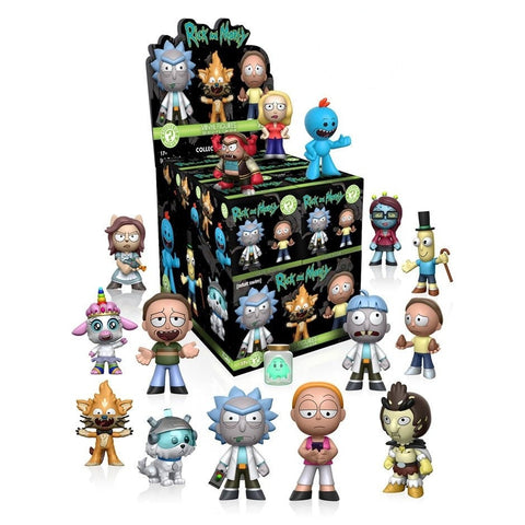 Rick and Morty Mystery Minis S.1 - Single Blind Box