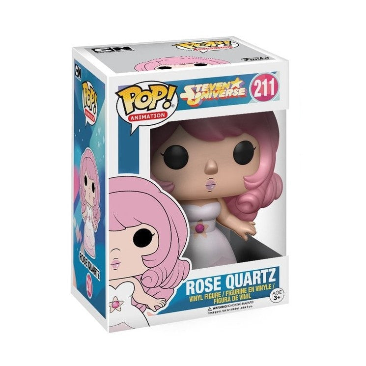 Rose Quartz - Steven Universe - POP! Animation
