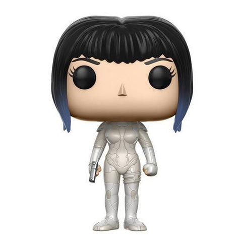 Major - Ghost in the Shell - POP! Movies