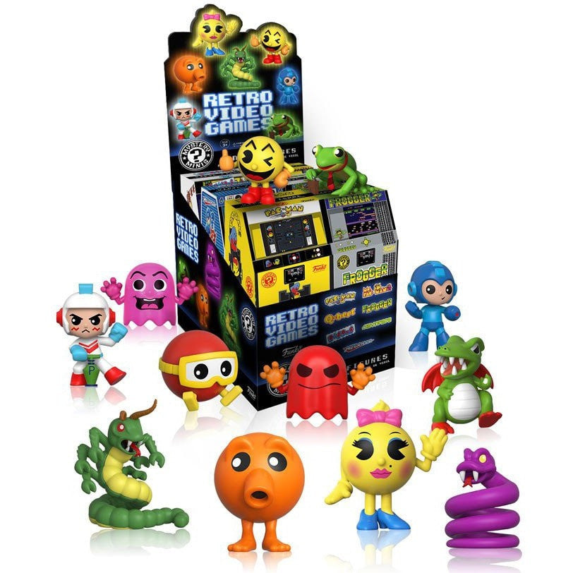 Retro Games Series 1 Mystery Minis - Single Blind Box