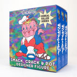 Smack Crack & Pot by Ron English