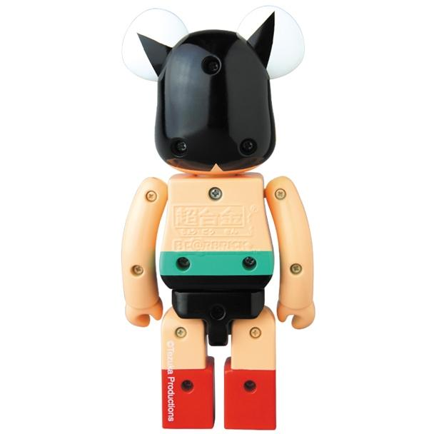 200% Super Alloyed Astro Boy Be@rbrick