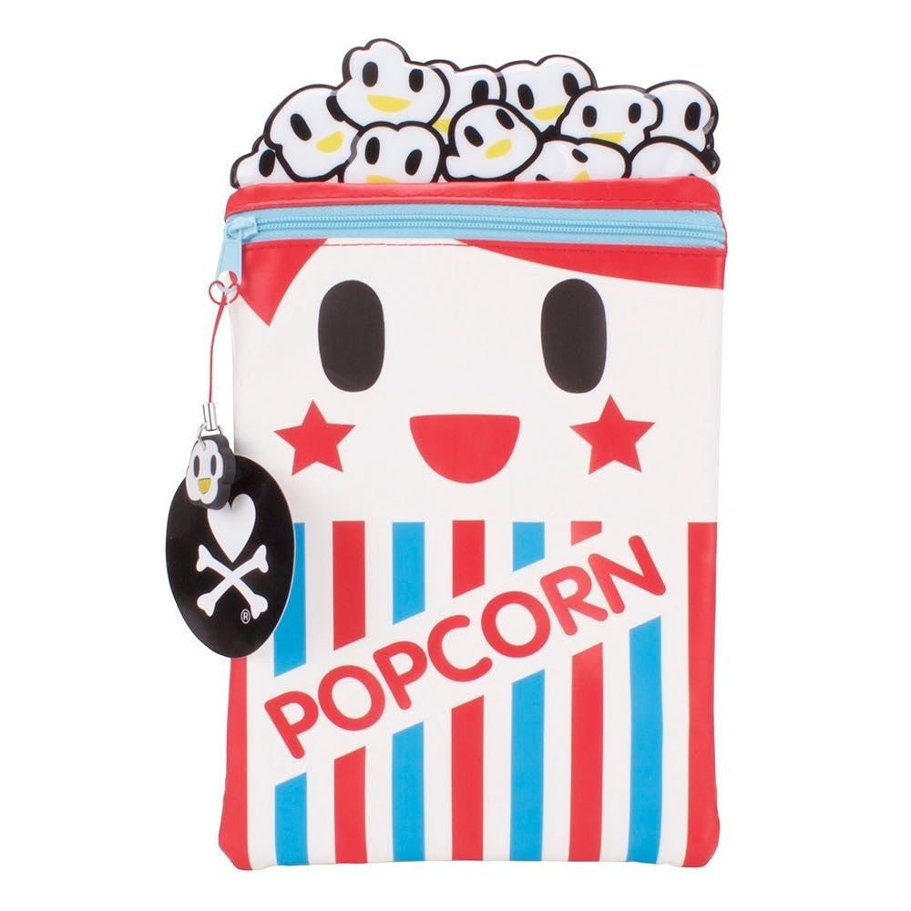 Tokidoki Popcorn Pencil Case