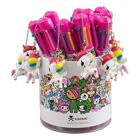 Tokidoki Multi-Color Pen