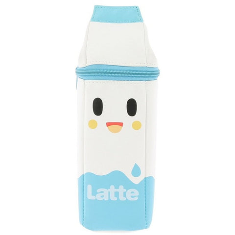 Tokidoki Milk Carton Pencil Case - Blue