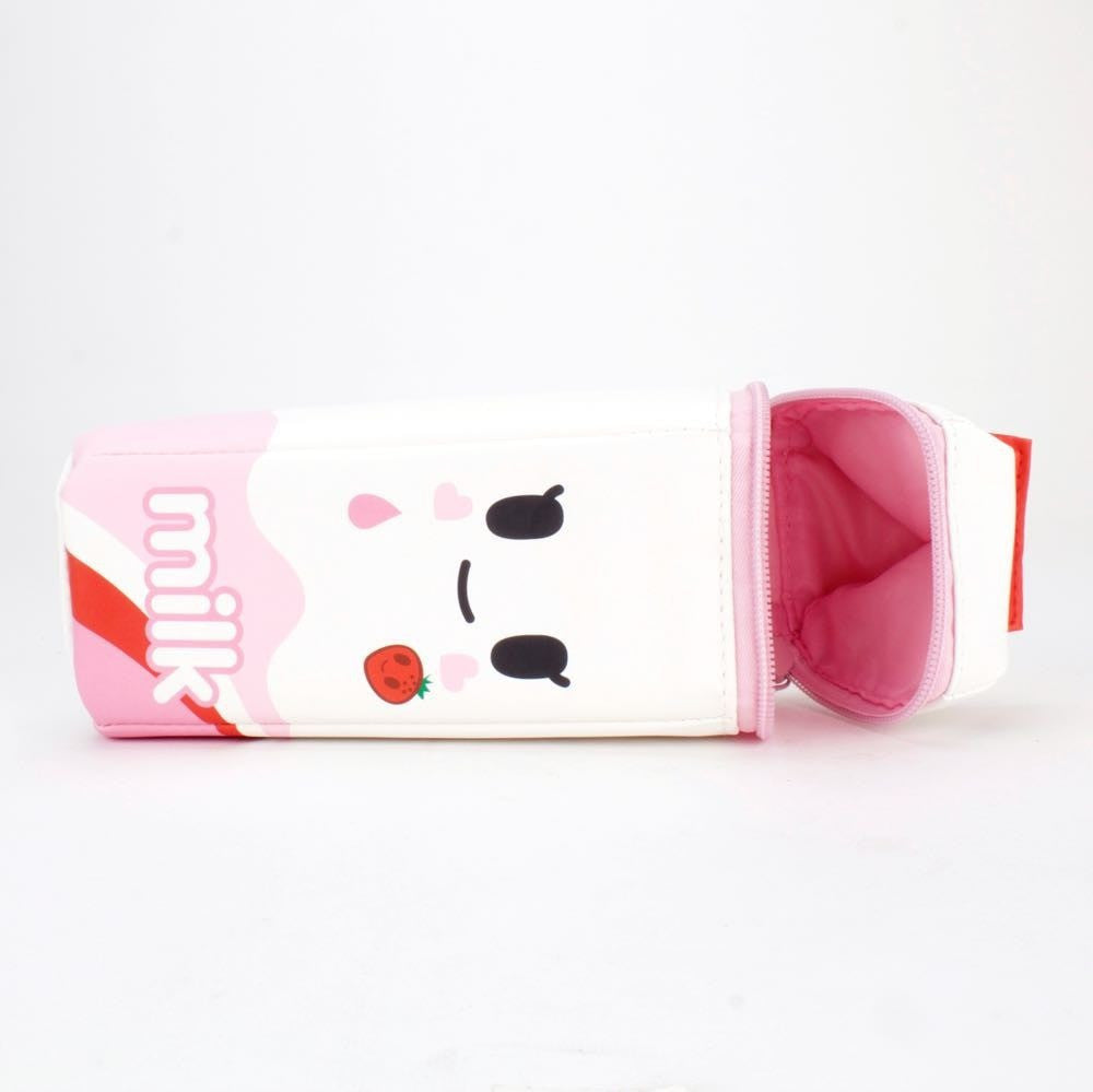 Tokidoki Milk Carton Pencil Case - Pink