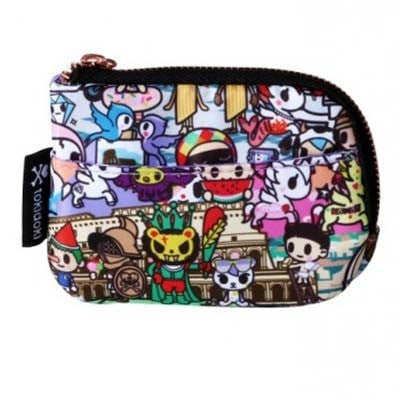 Tokidoki Roma Zip Coin Purse