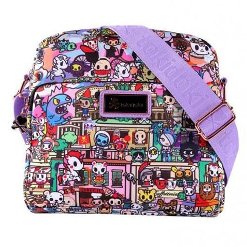 Tokidoki Roma Small Crossbody