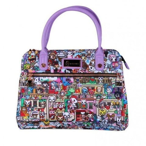 Tokidoki Roma Structured Bag