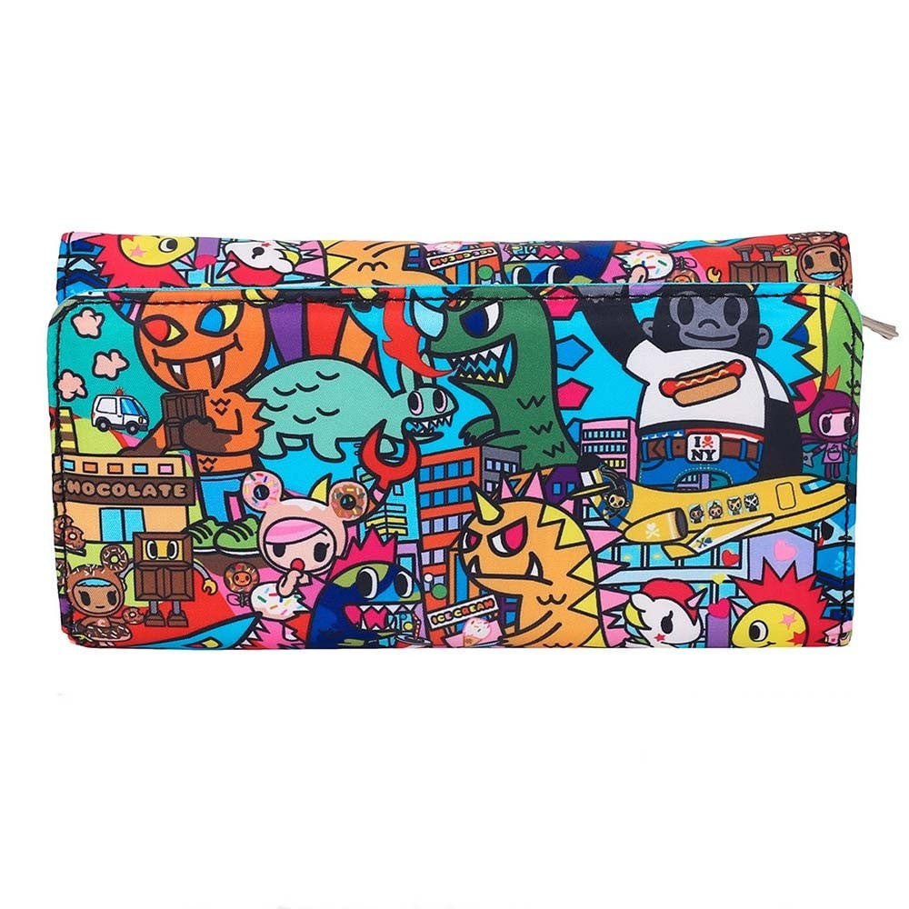 Be Rich - Kaiju City - tokidoki x Ju-Ju-Be