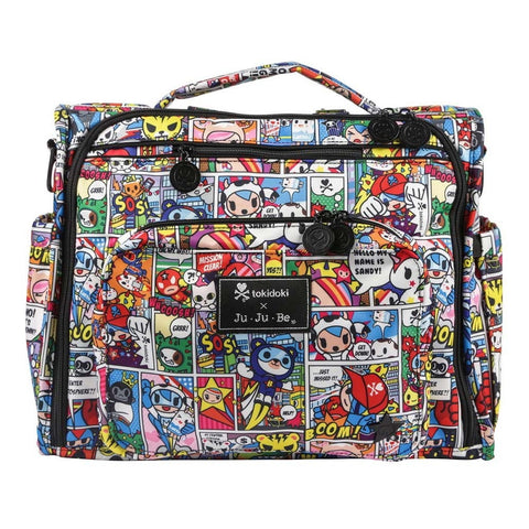 BFF Diaper Bag - Super Toki - tokidoki x Ju-Ju-Be