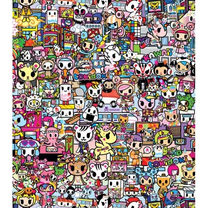 Tokidoki Kawaii Metropolis Small Crossbody