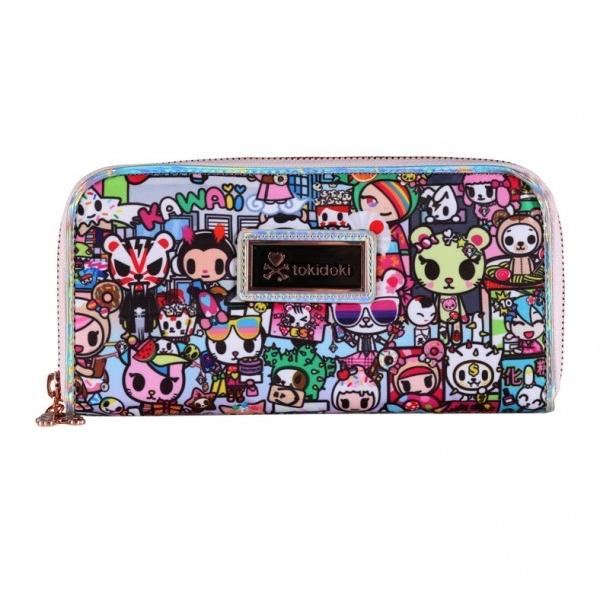 Tokidoki Kawaii Metropolis Long Wallet