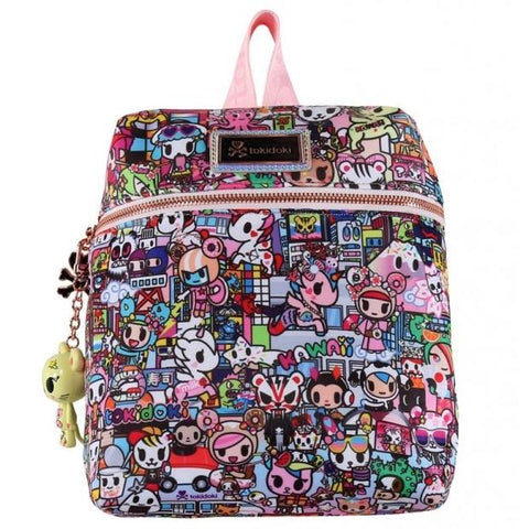 Tokidoki Kawaii Metropolis Small Backpack