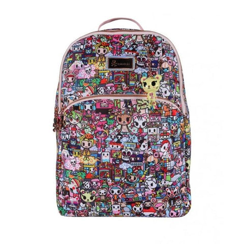 Tokidoki Kawaii Metropolis Backpack