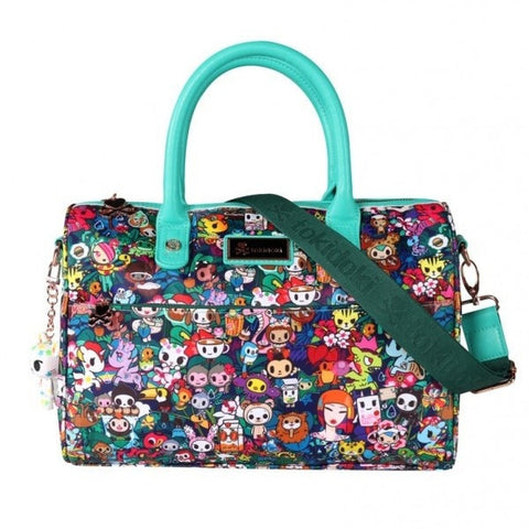 Tokidoki Rainforest Bowler Bag