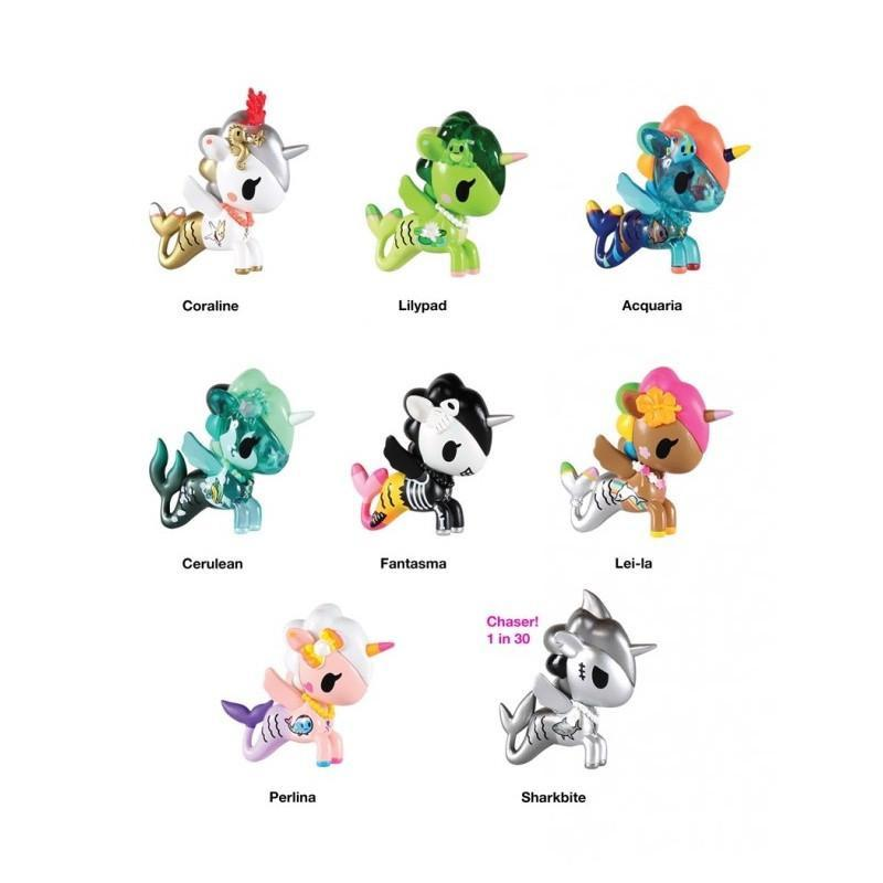 Mermicorno Series 2 Blind Box by Tokidoki