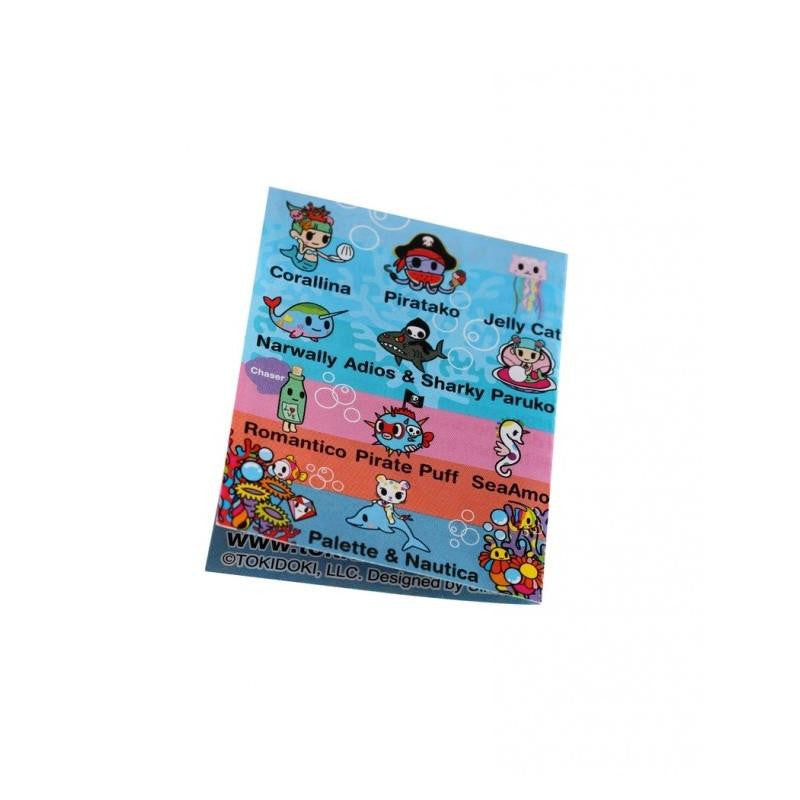 Sea Punk Frenzies by Tokidoki - Single Blind Box