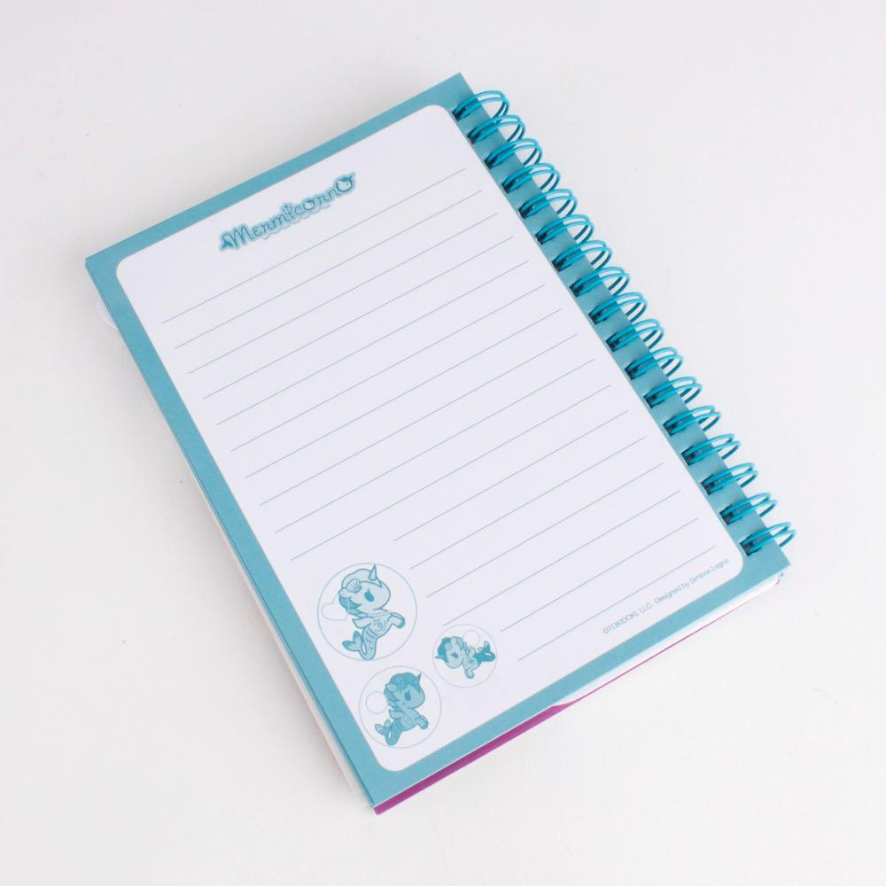 Mermicorno Die-Cut Notebook