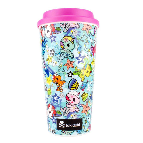 Mermicorno Travel Mug