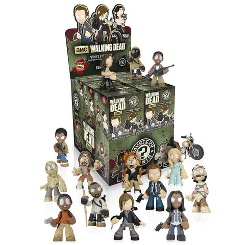 Walking Dead Series 4 - Mystery Minis - Single Blind Box