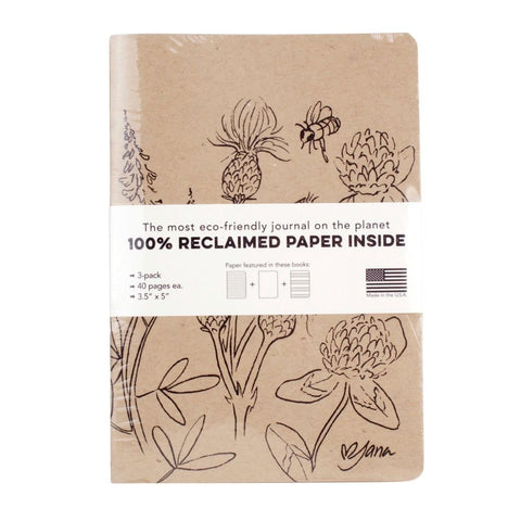 Resketch Journal Artist Cover 3-Pack - Jana Kinsman (Craft)