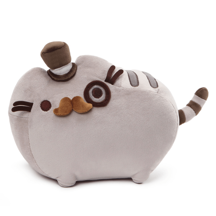 Fancy Pusheen Plush
