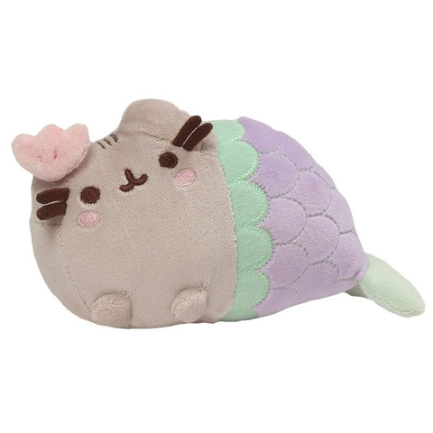 "Clam Shell Mermaid Pusheen - 7"" Plush"