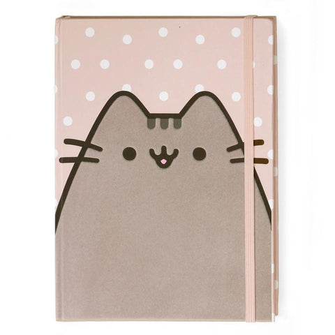 Pusheen Journal - Polka Dot