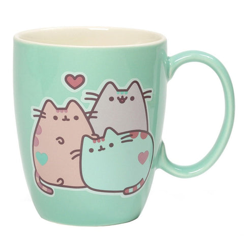Pastel Pusheen 12 oz Mug