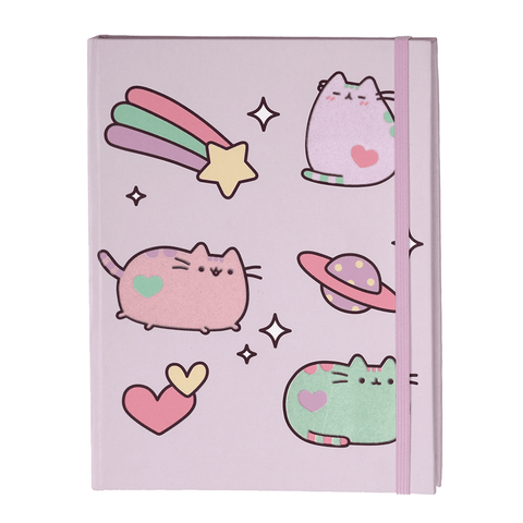 Pusheen Journal - Pastel