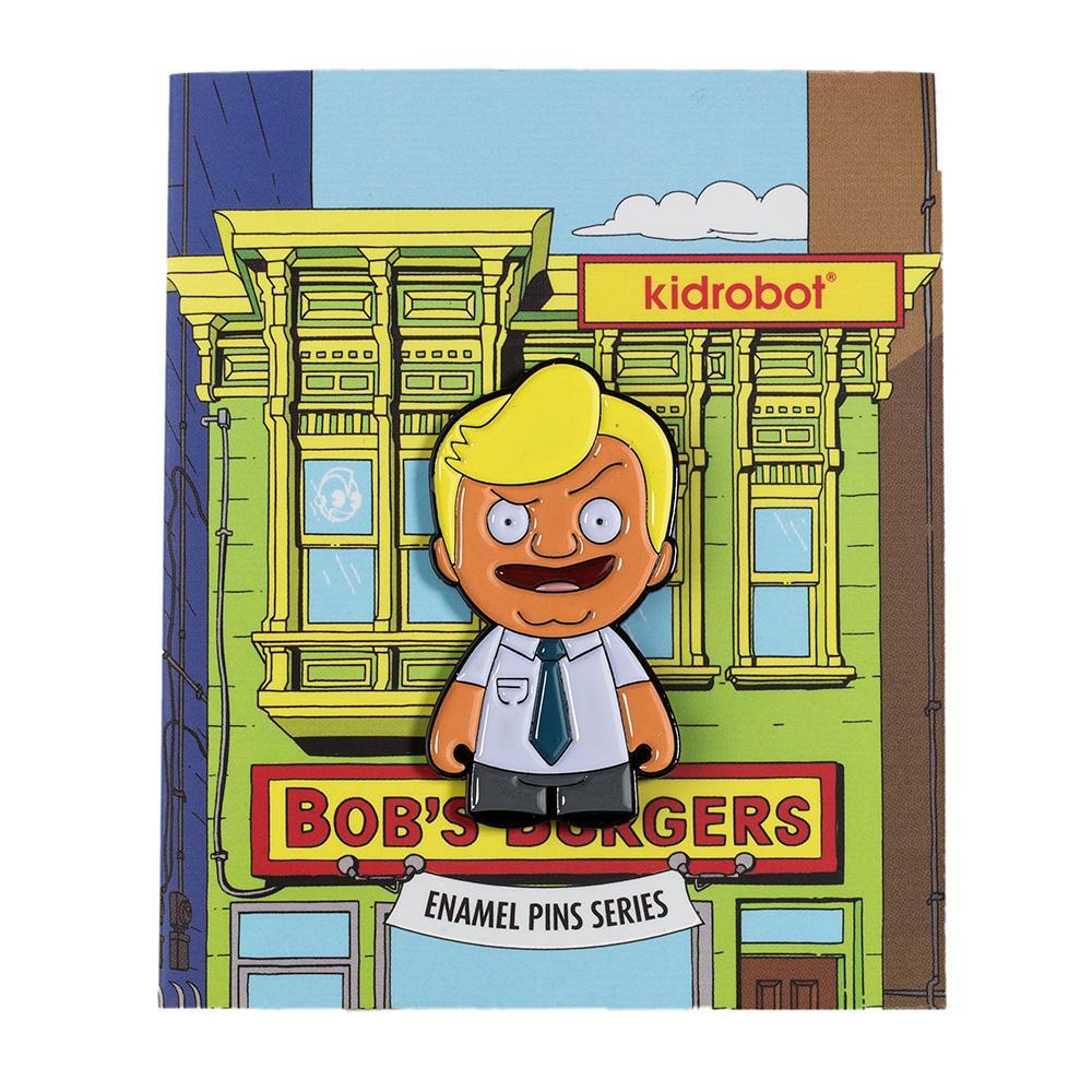 Bob's Burgers Enamel Pin Series Blind Box