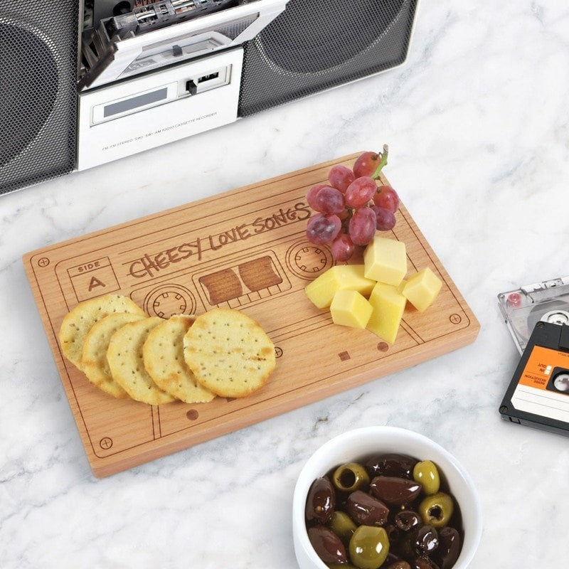 Cheesy Love Songs - Cheese Board