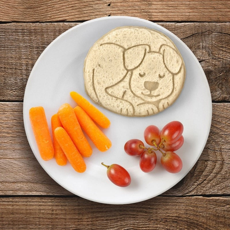 Dog - Purebread Sandwich Cutter