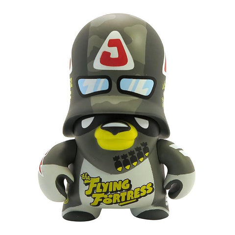 "Flying Fortress 4"" Teddy Troops 2.0 - Series 01"
