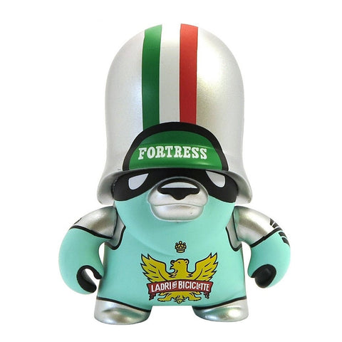 "Ladri di Biciclette 4""Teddy Troops 2.0 - Series 01"