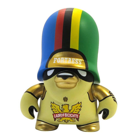 "Ladri di Biciclette CV 4"" Teddy Troops 2.0 - Series 01"