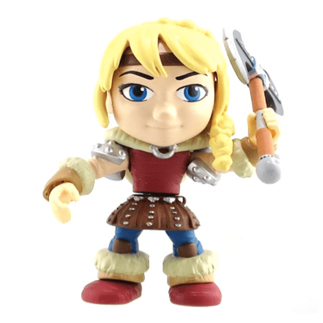 Astrid - How To Train Your Dragon - Action Vinyls